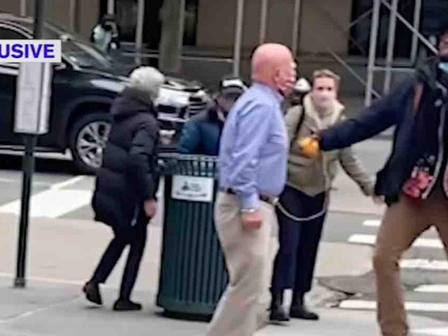 'I'm gonna kill somebody!': Suspect caught on video physically attacking Asian man in broad daylight on NYC street