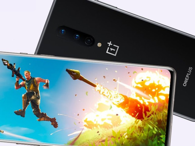 The OnePlus 8 can now run Fortnite at 90 frames per second