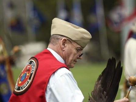 'The Warrior Tradition' Highlights History of Native Americans in U.S. Military