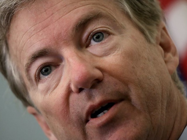Rand Paul says there won't be an investigation into 'who is funding' protesters who attacked him and his wife after president's speech