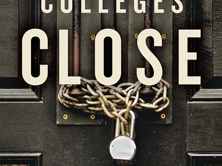 Authors discuss their new book, 'When Colleges Close'