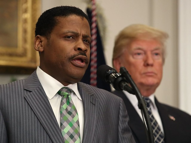 MLK Nephew Says Trump Is 'Racially Ignorant and Racially Uninformed' After Joining President in White House Ceremony