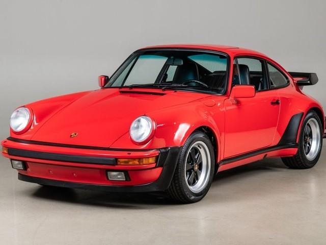 1988 Porsche 911--Turbo