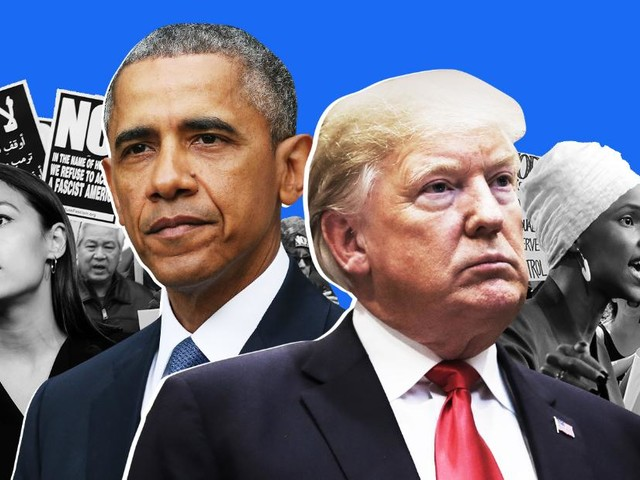 Trump is doing what Obama couldn't