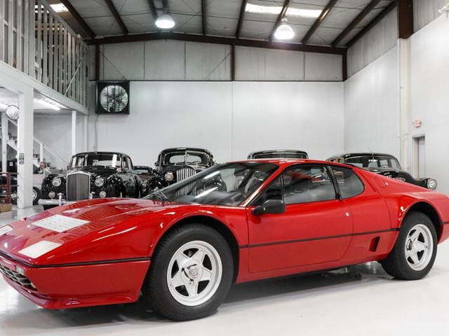 1984 Ferrari 512--BBi Only 5,534 actual miles! | Rare 50-state car (including California)