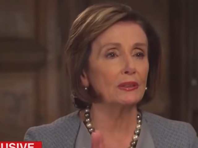 Nancy Pelosi interrupts CNN anchor to deny that President Trump was acquitted in impeachment trial