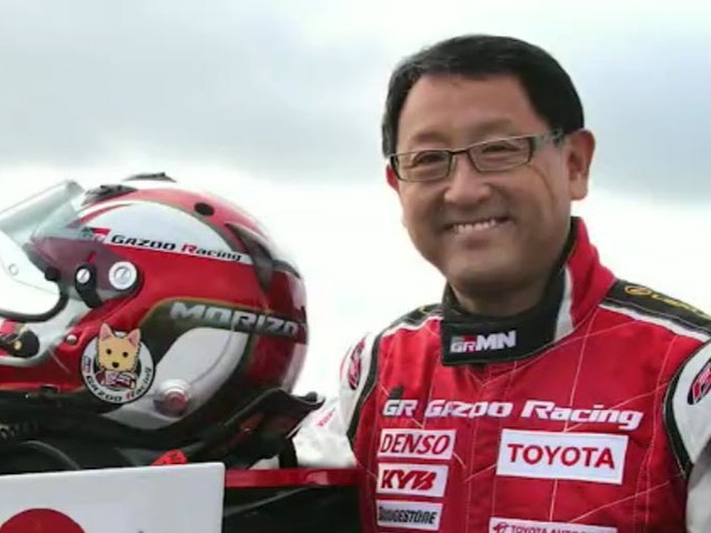 Toyota Boss Akio Toyoda Has Been Named 2021 World Car Person Of The Year