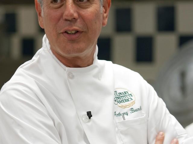 Anthony Bourdain: Culinary Institute of America dedicates main campus hallway in his honor