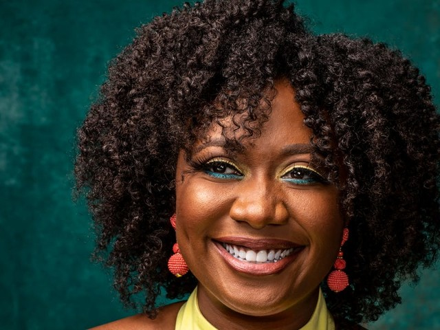 The Style Series: Gwen Jimmere is the first African American woman to hold a patent for a natural hair care product. Here's how she launched her business with just $32.