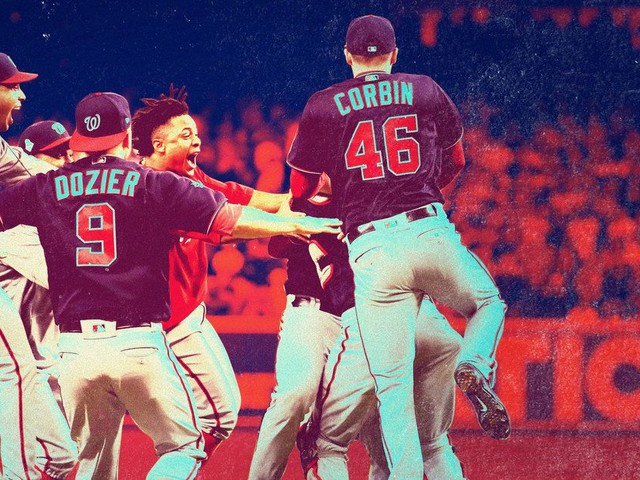 The Comeback Kid Nationals Never Quit—and Now They're World Series Champions