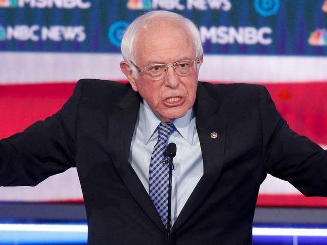 Bernie Sanders' Nevada win cements his frontrunner status