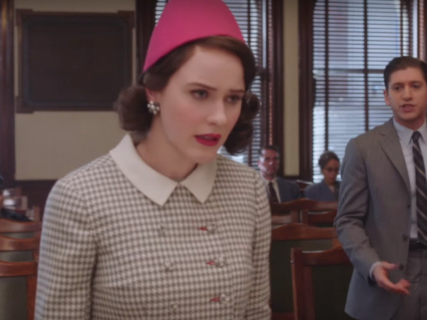 'The Marvelous Mrs. Maisel' Trailer: First Look At Season 3 Of Amazon Series
