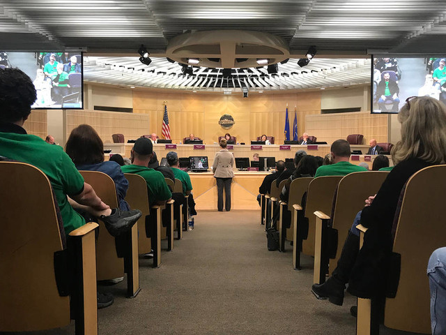 Henderson council hears opposition to potential golf course development