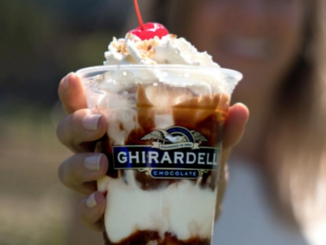 Celebrate National Hot Fudge Sundae Day with a 50% Discount at Ghirardelli