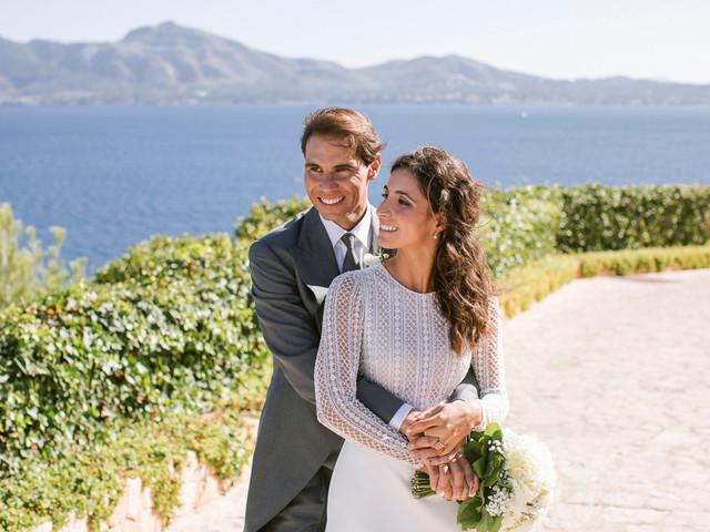 Rafael Nadal marries longtime love Mery 'Xisca' Perelló