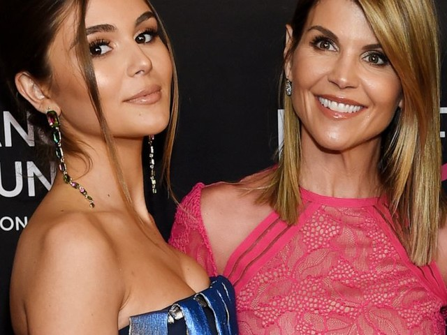 Daughter in admissions scandal returns to YouTube channel