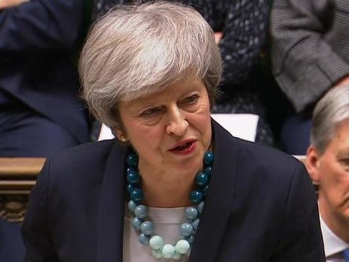 May Survives No Confidence Vote With Wide Margin Of Support