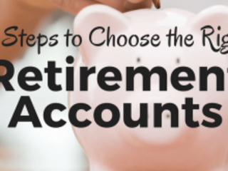 Choose the Right Retirement Accounts in 3 Simple Steps