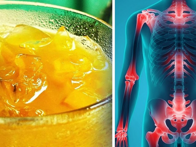 This Delicious Lemon Drink Relieves Inflammation, Muscle Stiffness And Joint Pain
