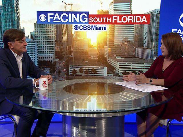 Facing South Florida: Bahamas Relief After Hurricane Dorian