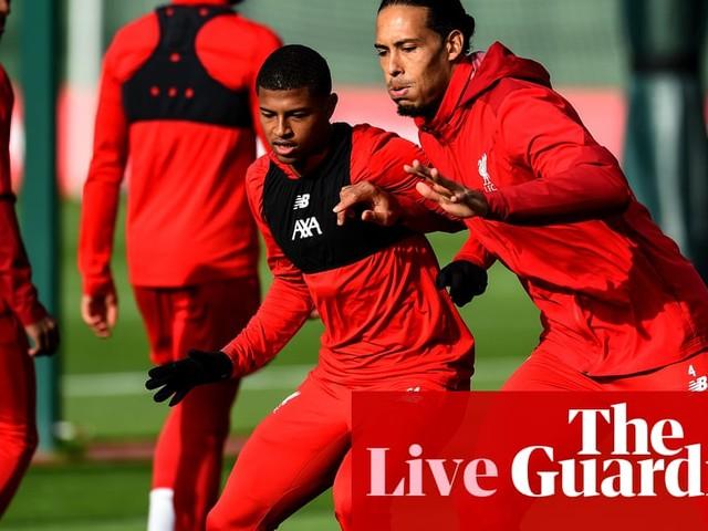 Manchester United v Liverpool buildup, Clásico postponed and more –live!