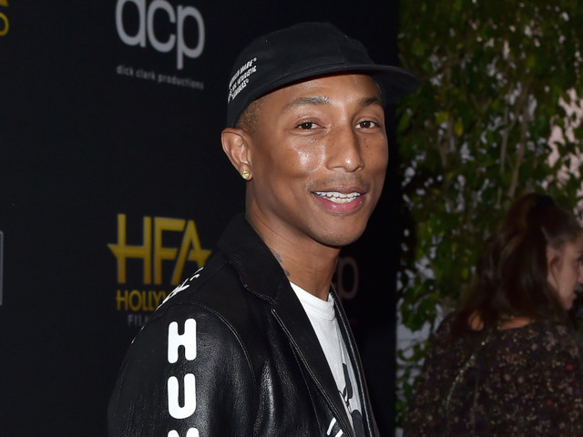 Pharrell Partners With Georgia Tech and Amazon for New Music Coding Initiative