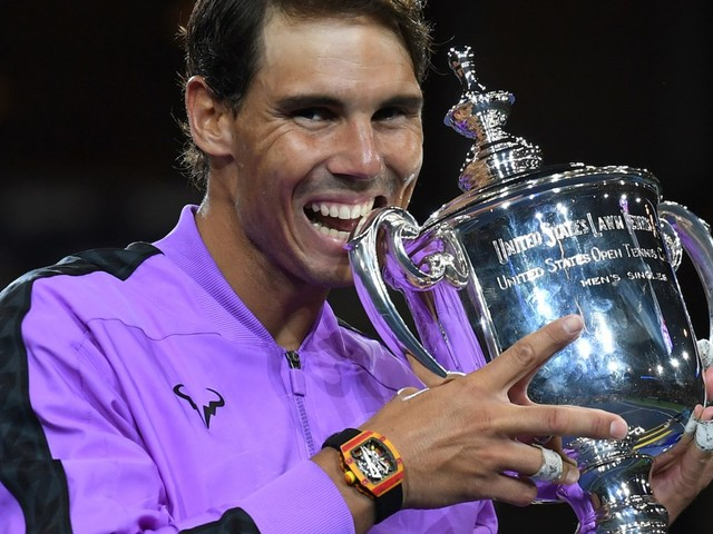 21 of the most expensive watches worn by the world's top athletes, including Rafael Nadal's virtually indestructible $725,000 timepiece