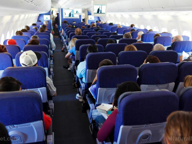 Medical police state: Fauci wants a COVID-19 vaccine mandate for air travel