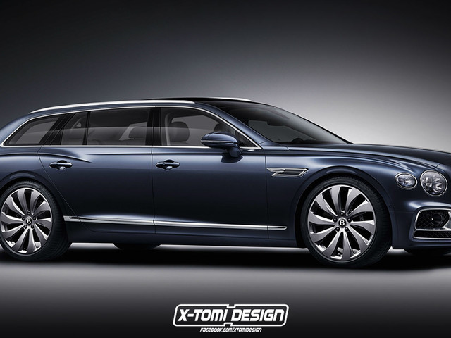 2020 Bentley Flying Spur Would Make An Elegant Estate