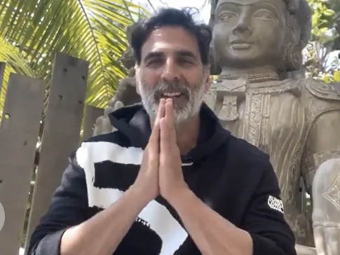 """""""It's Our Turn Now"""": Akshay Kumar Rallies Fans For Ayodhya Temple Funding"""