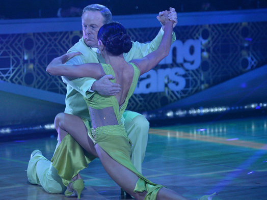 Sean Spicer Voted Off 'Dancing With the Stars'