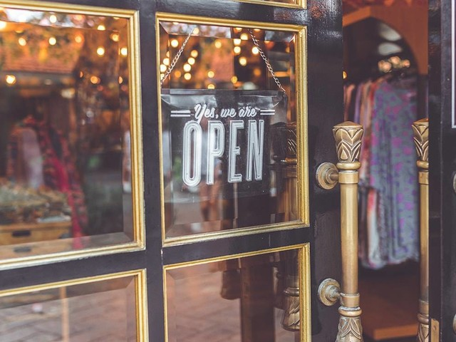 Retail after the lockdown: First back - and then into the future