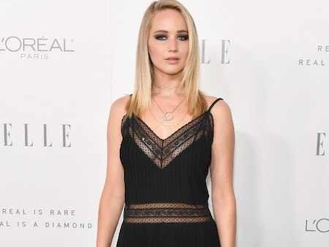 """Jennifer Lawrence Delivers Moving Speech About Feeling """"Trapped"""" and Objectified in Early Career"""