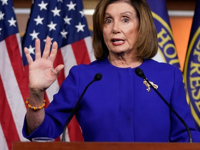 Pelosi leaves the door open for new articles of impeachment against President Trump