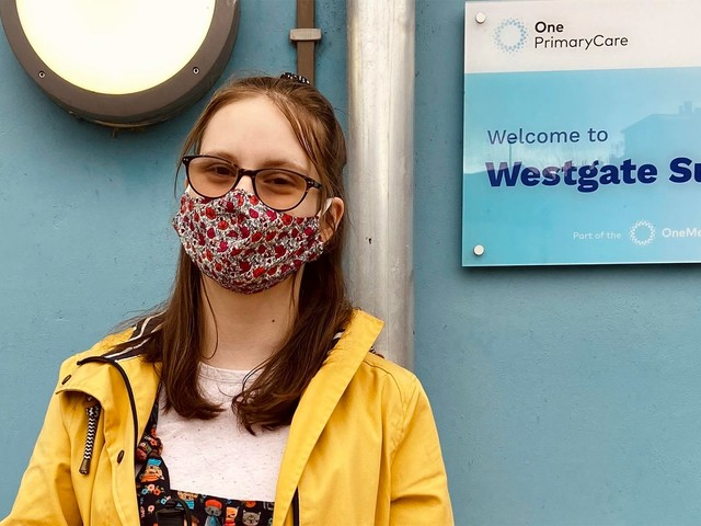 People Are Dressing Up To Get The Vaccine. Here's Why.