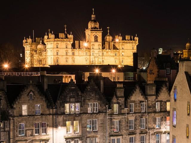 Celebrate 20 Years Of Harry Potter In Edinburgh