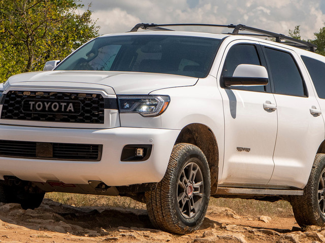 Toyota Shifts Tacoma Production From Texas To Mexico, Hints At All-New Sequoia In 2022