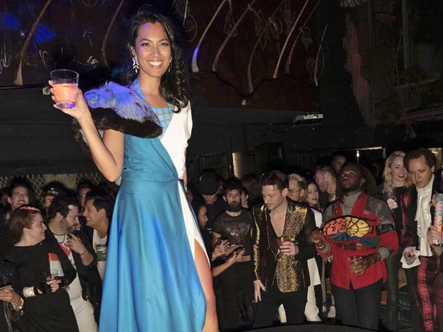 Brooklyn DJ Miss Sabado celebrates single with a 'vogue ball'