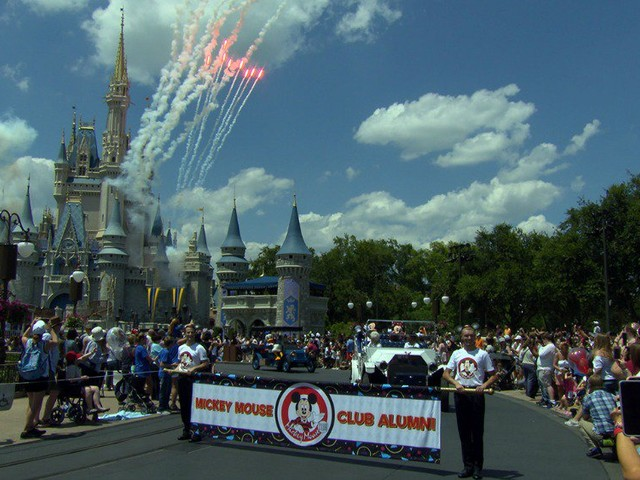"""""""The 'All New' Mickey Mouse Club"""" 30th Anniversary Weekend Kicks Off with Pre-Parade at Magic Kingdom"""