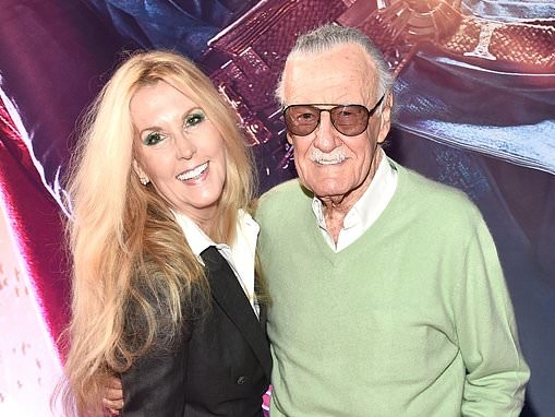 Stan Lee's daughter J.C. Lee files $25M suit against ex-assistant over physical abuse claim