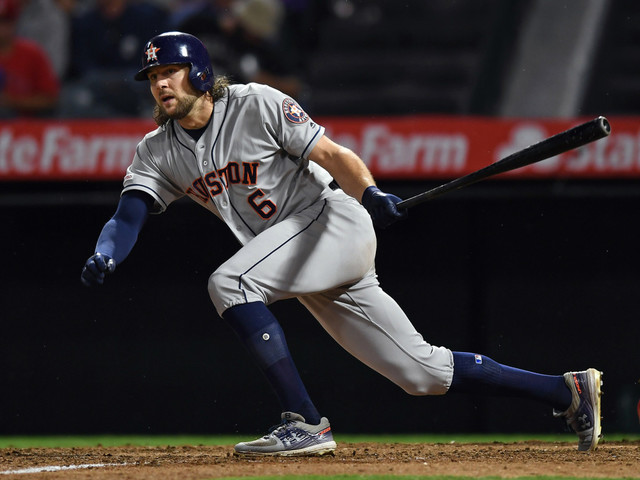 Mets acquiring center fielder Jake Marisnick from Astros