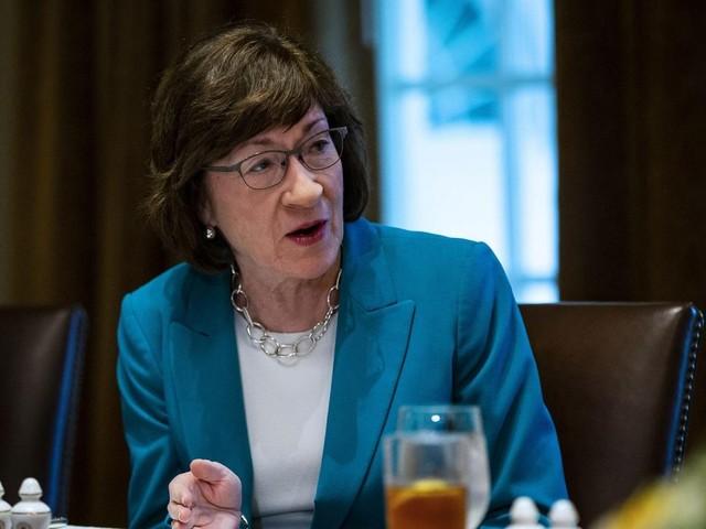 Sen. Susan Collins' offices inundated with threats, coat hangers amid bribery scheme over Kavanaugh
