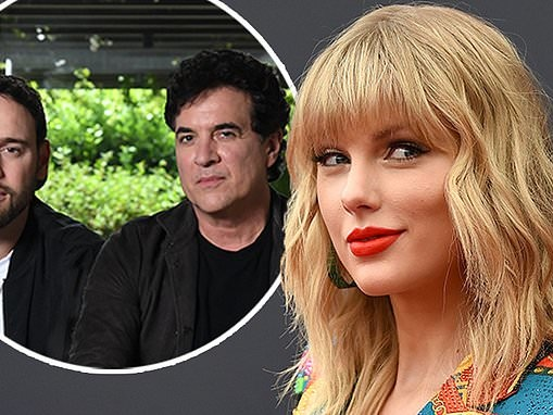 Taylor Swift will 'play dirty with elegance' at AMAs amid row with Scooter Braun, Scott Borchetta