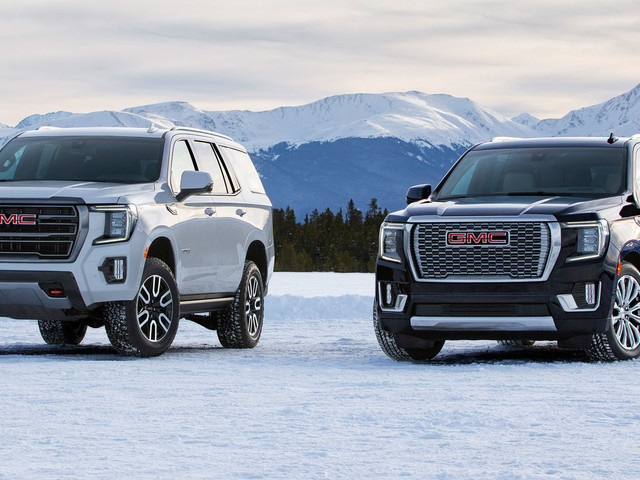 The 2021 GMC Yukon Gets A Secret 'Hurricane Turn' Feature Allowing It To Spin In Place