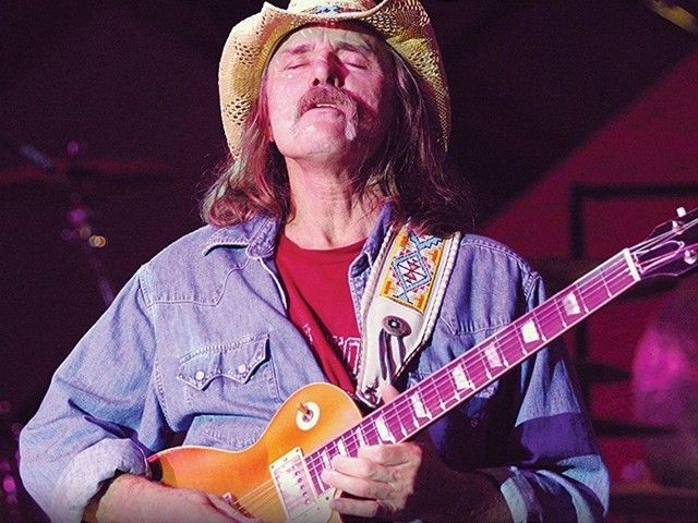 The Road Goes On Forever: Dickey Betts Ends Retirement
