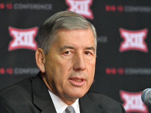Big 12 commissioner Bob Bowlsby can envision a college football scandal similar to college basketball's. But what would it look like?