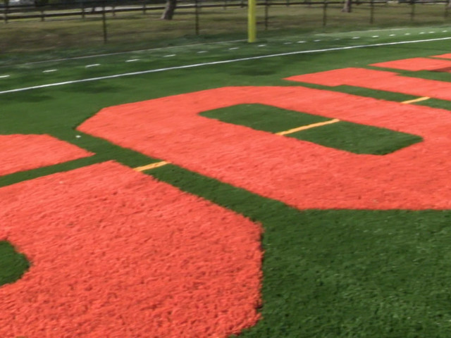 NFL Foundation Teams Up With Super Bowl Host Committee To Unveil New Field At Goulds Park