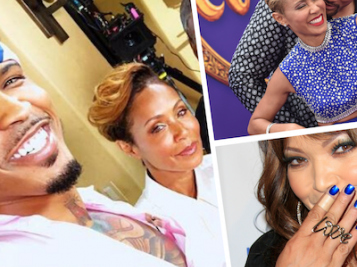 Jada Pinkett Smith Is Bringing HERSELF To 'Red Table Talk' – She & Will Deny August Alsina & Jada Had A Relationship, Tisha Campbell Martin Enters The Chat