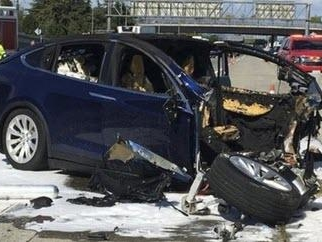 2018 Tesla Autopilot Crash To Be Probed In February NTSB Meeting