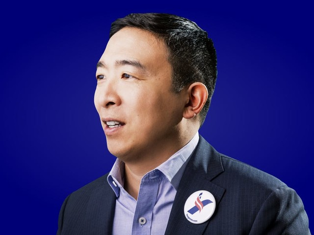 Andrew Yang drops out of the 2020 presidential race after a disappointing showing in Iowa and New Hampshire